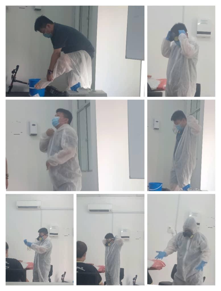 Disinfection Service