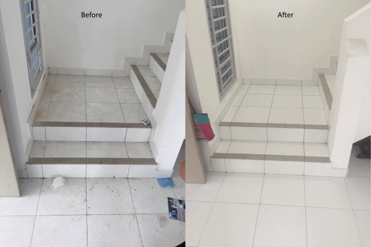 Our Cleaning Works